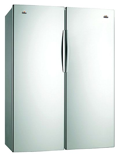 מקרר ומקפיא ווסטינגהאוס דגם HRM3700P +HFM3000P