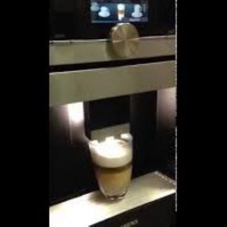 CT636LES1 מכונת קפה בנויה אינטגרלית