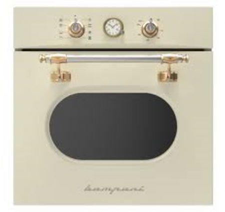 מגה וברק תנור שמנת בילט אין דגם BO246WA בומפני Bompani   קרייזמן חשמל WQ-81