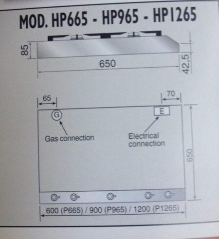 HP665