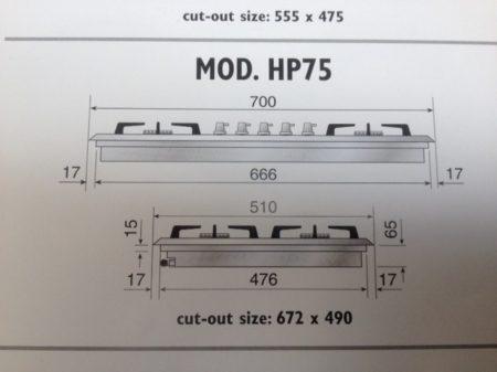 HP75C