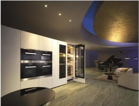 מותג חדש מקרר יין אינטגרלי דגם KWT1602VI מילה Miele | קרייזמן חשמל YS-42
