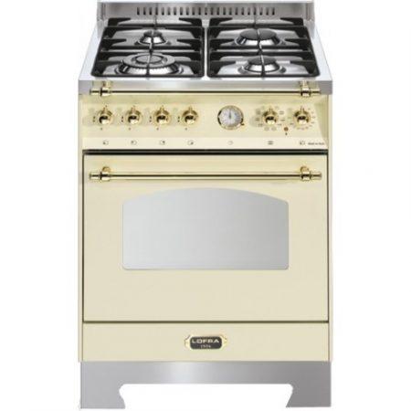 עדכון מעודכן תנור משולב כיריים בעיצוב כפרי דגם RBI66MFT לופרה Lofra | קרייזמן חשמל KO-79